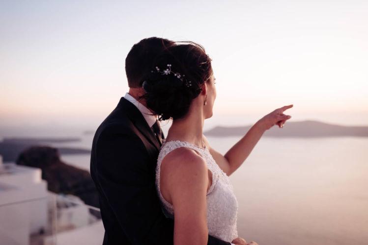 Santorini Bridal Hairstyles & Bridal Makeup (18)