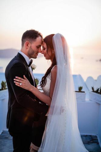 Santorini Bridal Hairstyles & Bridal Makeup (25)